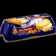 Nestlé Bûche Délice Crème Brûlée , 540g