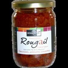 Sauce rougail GOURMETISS, bocal de 240g