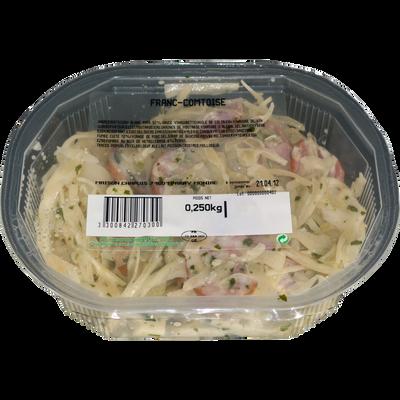 Salade franc-comtoise 250g