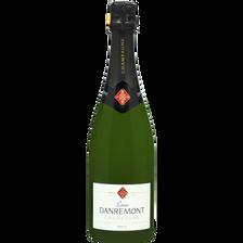 Brut Champagne  Louis Danremont U, 75cl
