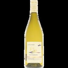 Touraine Sauvignon AOP blanc Domaine Preys Les Pillotières, bouteillede 75cl