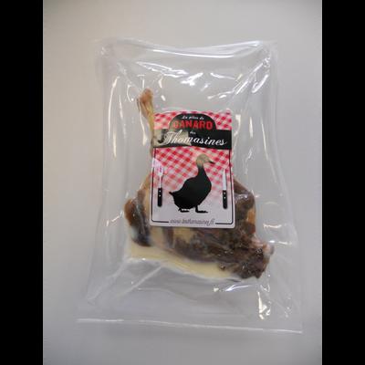 Cuisse de canard confite, 1 pièce, 200g