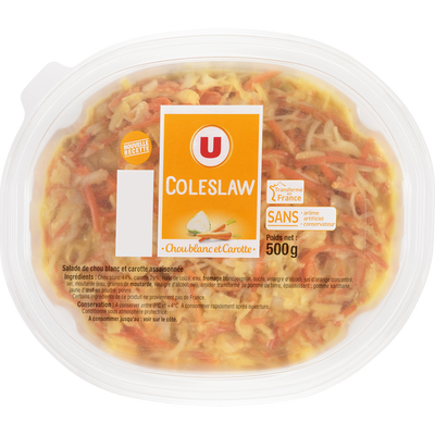 Salade coleslaw U, 500g