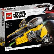 Walt Disney Lego® Star Wars - L'intercepteur Jedi D'anakin - 75281 - Dès 7 Ans