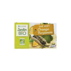 JB Thé vert Orange Bergamote