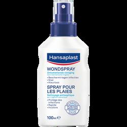 Spray antiseptique pour les plaies adulte HANSAPLAST, 100ml