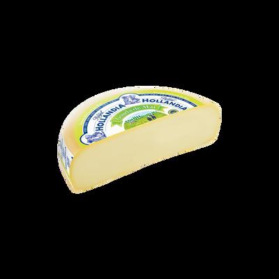 """Gouda de Mai IGP au lait pasteurisé """"Royal Hollandia"""", 30%MG, FRICO"""