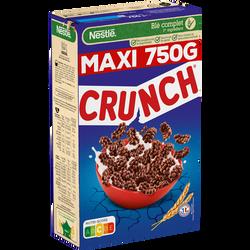 Céréales crunch NESTLE, 750g