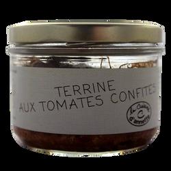 Terrine aux tomates confites LA CUISINE D'ANNETTE, 180g