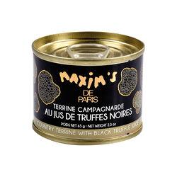 Terrine campagnarde au jus de truffe MAXIM'S DE PARIS BY EPICURE Sélection