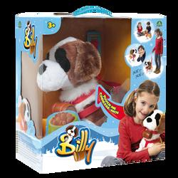 Peluche interactive - Mon Chien Billy - Dès 3 ans