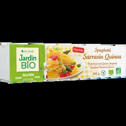 Spaghettis sarasin / quinoa bio JARDIN BIO 400g