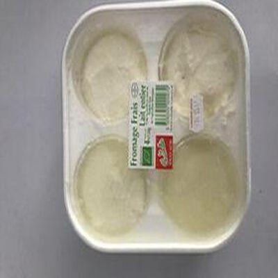 Faisselles fromage blanc X4 600g CHARMILLES