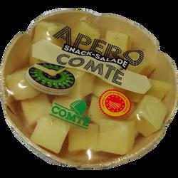 Apéro snack salade dés de Comté AOP, 35%mg, 100g