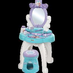 Smoby - La Reine des Neiges 2 - Coiffeuse 2 en 1 - Dès 3 ans