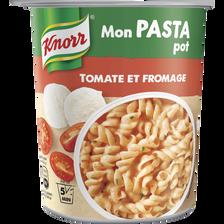 Mon pasta tomate et fromage KNORR, pot de 65g