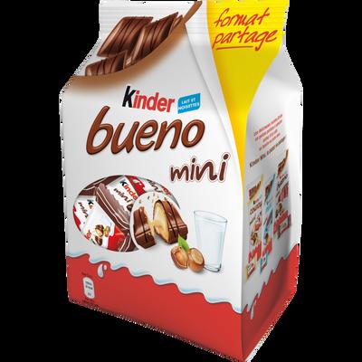 KINDER, bueno, mini sachet de 40 pièces, 216g