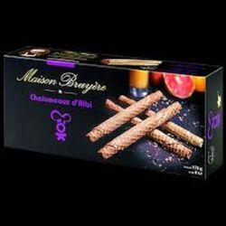 CHALUMEAUX vanille Bourbon MAISON BRUYERE boîte de 170G
