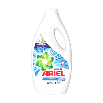 Ariel Lessive Liquide Poweralpine Ariel 1,65l. X30doses