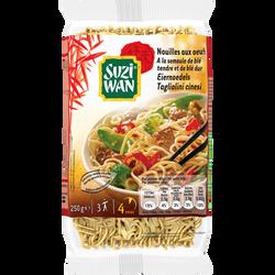Nouilles aux oeufs SUZI WAN, paquet de 250g