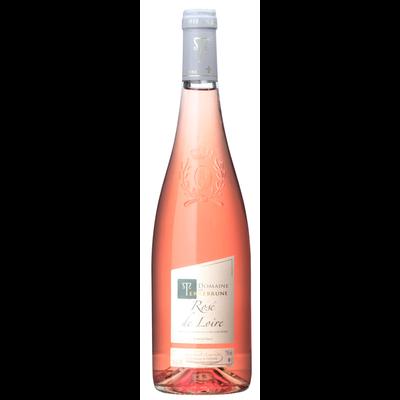 Vin rosé de Loire AOP Domaine de Terrebrune, bouteille de 75cl