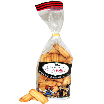 Biscuit wafers au cacao Gecchele paquet 300g