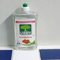 vaisselle main framboise L'ARBRE VERT 750 ml