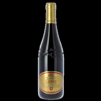 Vin rouge de Savoie Gamay Vielles Vignes, bouteille 75cl