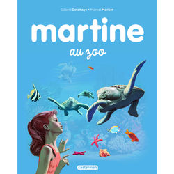 Martine au zoo tome 13