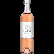 Gaillac Vin Rosé Aop Gaillac Château Raynal, Bouteille De 75cl