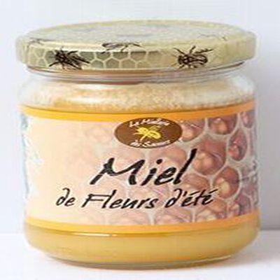 Miel de fleurs d'été, 250g