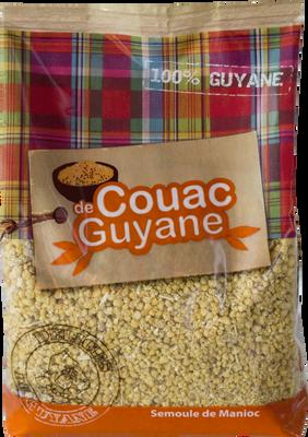 COUAC DE GUYANE 750G