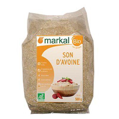 MARKAL - SON D'AVOINE PQT 500g