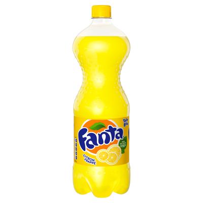 FANTA Citron frappé, 1,5L