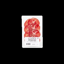 Coppa, Viande de porc Français, 8 tranches, 100g