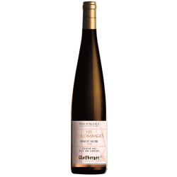 Pinot noir Les Colombages WOLFBERGER, 75cl