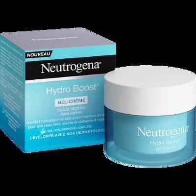 Gel crème hydratant hydro boost NEUTROGENA, pot de 50ml