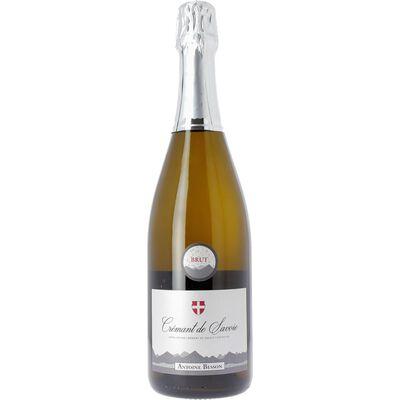 Crémant de Savoie brut AOC Antoine Besson, bouteille 75 cl