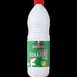 Vinaigre de ménage nettoyage citron 9,5°écocert LE DROGUISTE recharge1 litre