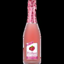 Listel Pétillant De  Sans Alcool Aromatisé Framboise 75cl