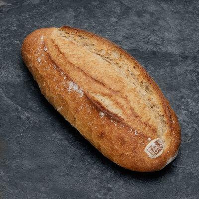 Baguette campagne, BIO, 1 pièce, 250g