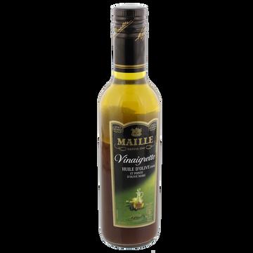 Maille Vinaigrette À L'huile D'olive Et Aux Olives Noires Maille, Bouteille De 36cl