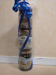 VERFEUILLE Lot pots confiture gratte cul ; chataigne ; myrtille 100G