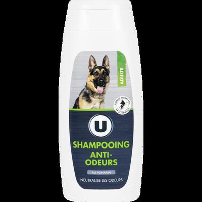 Shampooing anti odeurs pour chien, U, 200ml