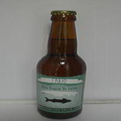 Bière blanche de Lozère Fario LES BRASSEURS DE LA JONTE 5% vol, 33cl