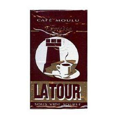 Café moulu LA TOUR OR EXPRESSO - 250g
