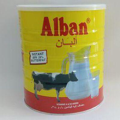LAIT EN POUDRE ALBAN 2.5KG