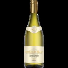 Vin blanc AOP Beaujolais Chardonnay sur Calcaire, bouteille de 75cl
