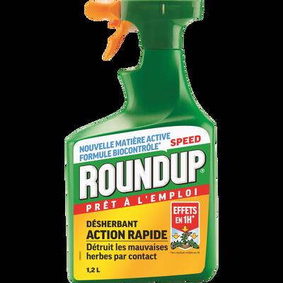 Désherbant Roundup jardin, 1,2L