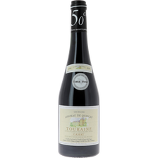 """Touraine Gamay rouge, """"CHATEAU DE QUINCAY"""", bouteille de 50cl"""